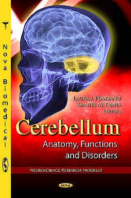 Portada del libro 9781613245477 Cerebellum. Anatomy, Functions and Disorders