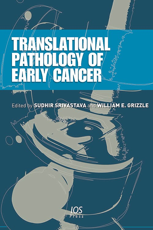 Portada del libro 9781614990239 Translational Pathology of Early Cancer