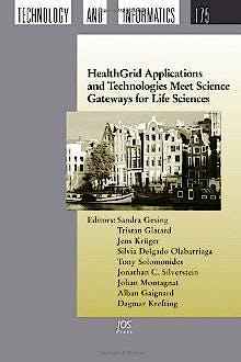 Portada del libro 9781614990536 Healthgrid Applications and Technologies Meet Science Gateways for Life Sciences