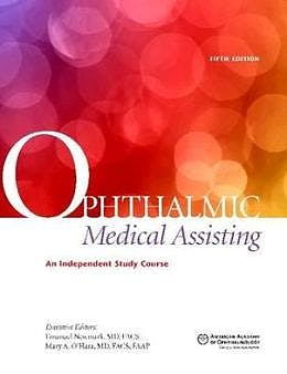 Portada del libro 9781615252886 Ophthalmic Medical Assisting Starter Kit (Textbook + Online Exam + Dvd)