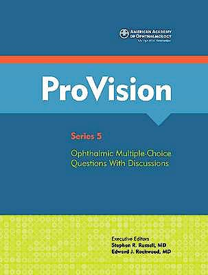 Portada del libro 9781615253210 Provision Series 5. Ophthalmic Multiple-Choice Questions with Discussions