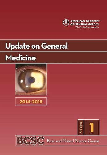 Portada del libro 9781615255979 Basic and Clinical Science Course 2014-2015, 13 Sections