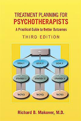 Portada del libro 9781615370290 Treatment Planning for Psychotherapists. A Pratical Guide to Better Outcomes