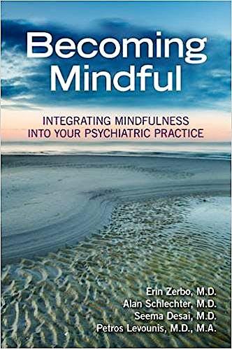 Portada del libro 9781615370757 Becoming Mindful