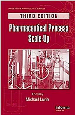 Portada del libro 9781616310011 Pharmaceutical Process Scale-Up