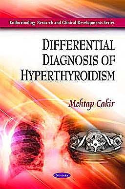 Portada del libro 9781616682422 Differential Diagnosis of Hyperthyroidism
