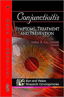 Portada del libro 9781616683214 Conjunctivitis. Symptoms, Treatment and Prevention (Eye and Vision Research Developments)