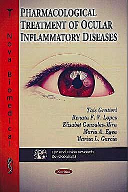 Portada del libro 9781616687724 Pharmacological Treatment of Ocular Inflammatory Diseases