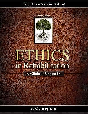 Portada del libro 9781617110375 Ethics in Rehabilitation: A Clinical Perspective