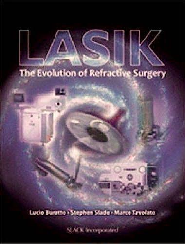 Portada del libro 9781617110429 Lasik. the Evolution of Refractive Surgery