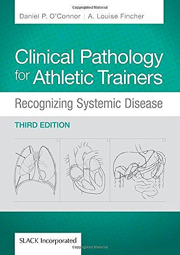 Portada del libro 9781617110917 Clinical Pathology for Athletic Trainers. Recognizing Systemic Disease