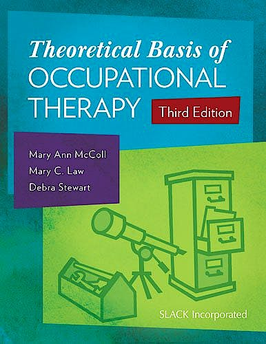 Portada del libro 9781617116025 Theoretical Basis of Occupational Therapy