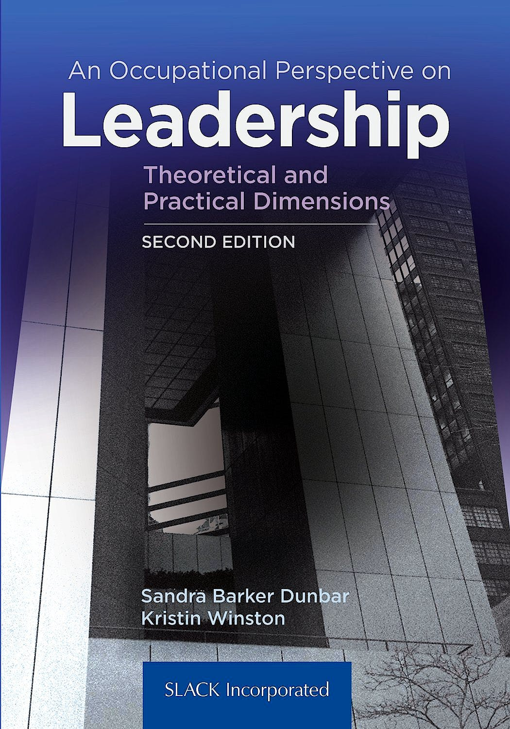 Portada del libro 9781617116346 An Occupational Perspective on Leadership. Theoretical and Practical Dimensions