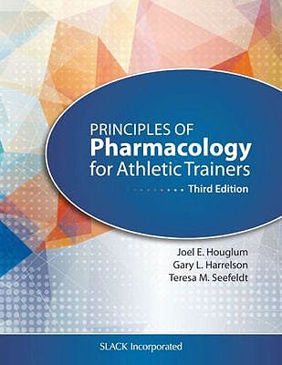 Portada del libro 9781617119293 Principles of Pharmacology for Athletic Trainers