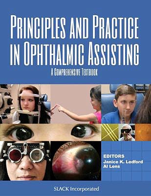 Portada del libro 9781617119330 Principles and Practice in Ophthalmic Assisting. A Comprehensive Textbook