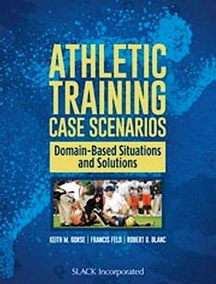 Portada del libro 9781617119811 Athletic Training Case Scenarios. Domain-Based Situations and Solutions