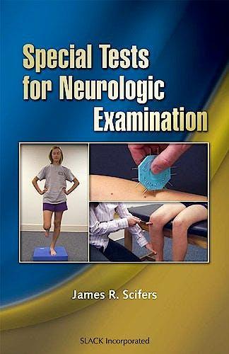 Portada del libro 9781617119859 Special Tests for Neurologic Examination