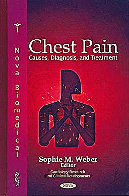Portada del libro 9781617281129 Chest Pain. Causes, Diagnosis, and Treatment