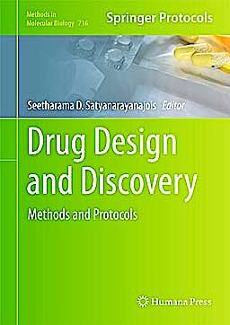Portada del libro 9781617790119 Drug Design and Discovery. Methods and Protocols (Methods in Molecular Biology, Vol. 716)