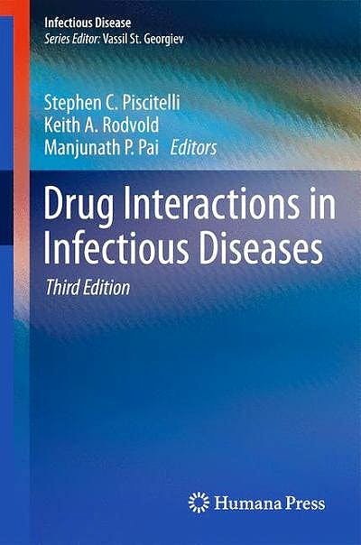 Portada del libro 9781617792120 Drug Interactions in Infectious Diseases