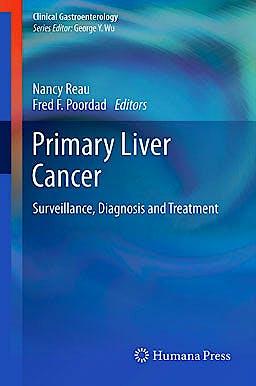Portada del libro 9781617798627 Primary Liver Cancer. Surveillance, Diagnosis and Treatment (Clinical Gastroenterology)