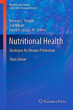Portada del libro 9781617798931 Nutritional Health. Strategies for Disease Prevention (Nutrition and Health)