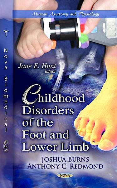 Portada del libro 9781619420335 Childhood Disorders of the Foot and Lower Limb