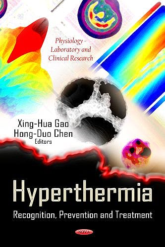 Portada del libro 9781619422759 Hyperthermia. Recognition, Prevention and Treatment