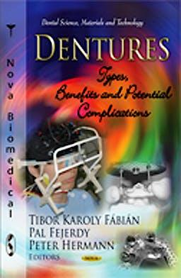 Portada del libro 9781619422803 Dentures. Types, Benefits and Potential Complications