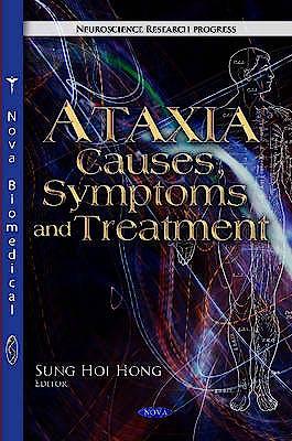 Portada del libro 9781619428676 Ataxia. Causes, Symptoms and Treatment