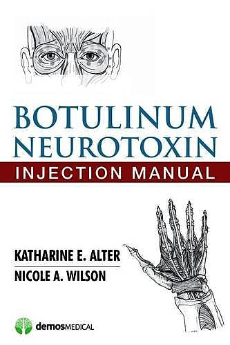 Portada del libro 9781620700426 Botulinum Neurotoxin Injection Manual
