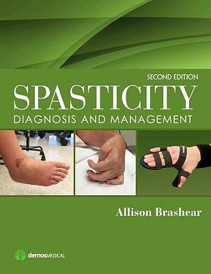 Portada del libro 9781620700723 Spasticity. Diagnosis and Management
