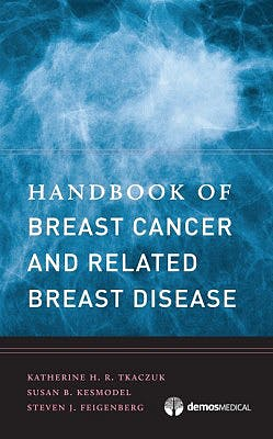 Portada del libro 9781620700990 Handbook of Breast Cancer and Related Breast Disease