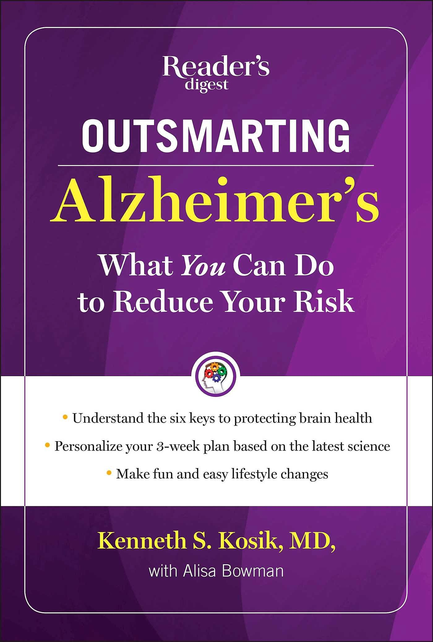 Portada del libro 9781621452447 Outsmarting Alzheimer's. What You Can Do to Reduce Your Risk