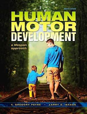 Portada del libro 9781621590439 Human Motor Development. A Lifespan Approach (Softcover)