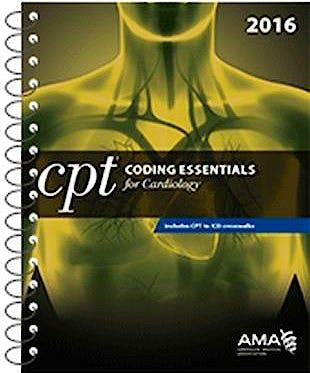 Portada del libro 9781622023776 Cpt Coding Essentials for Cardiology 2016