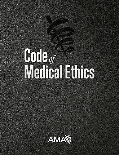 Portada del libro 9781622025534 Code of Medical Ethics of the American Medical Association