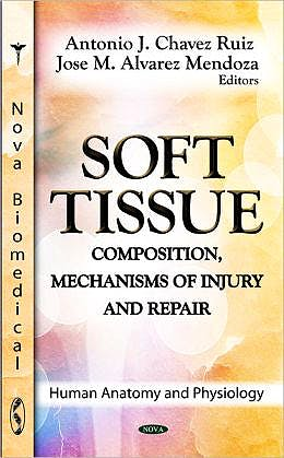 Portada del libro 9781622573639 Soft Tissue. Composition, Mechanisms of Injury and Repair
