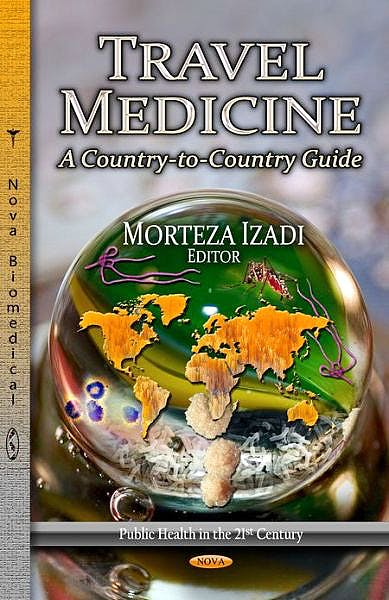 Portada del libro 9781622575930 Travel Medicine. a Country-to-Country Guide