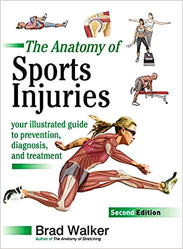 Portada del libro 9781623172831 The Anatomy of Sports Injuries