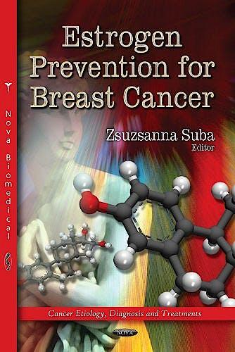 Portada del libro 9781624173783 Estrogen Prevention for Breast Cancer