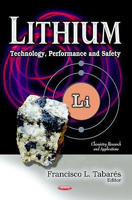 Portada del libro 9781624176340 Lithium. Technology, Performance and Safety