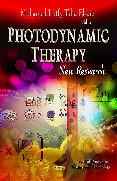 Portada del libro 9781624176357 Photodynamic Therapy. New Research
