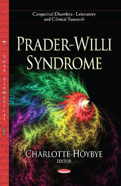 Portada del libro 9781626189935 Prader-Willi Syndrome (Congenital Disorders Series)