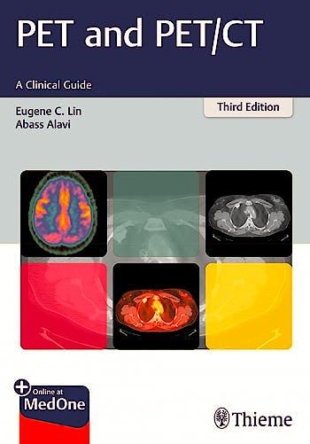 Portada del libro 9781626231344 PET and PET/CT. A Clinical Guide