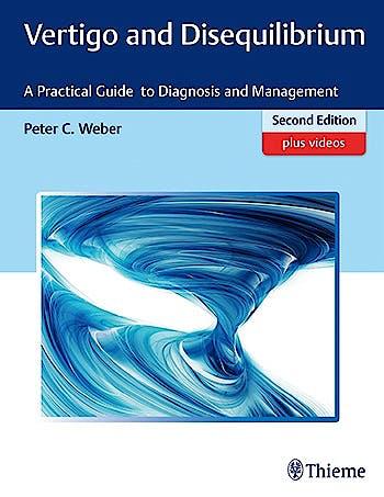 Portada del libro 9781626232044 Vertigo and Disequilibrium. A Practical Guide to Diagnosis and Management