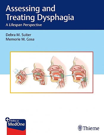 Portada del libro 9781626232143 Assessing and Treating Dysphagia. A Lifespan Perspective + Online at MedOne