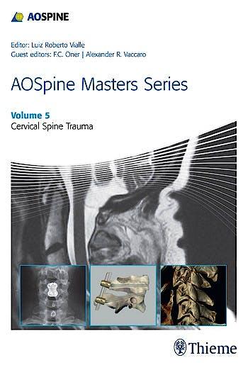 Portada del libro 9781626232235 AOSpine Masters Series, Vol. 5: Cervical Spine Trauma