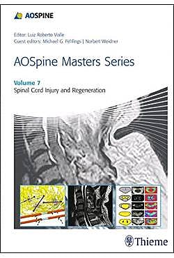 Portada del libro 9781626232273 AOSpine Masters Series, Vol. 7: Spinal Cord Injury and Regeneration