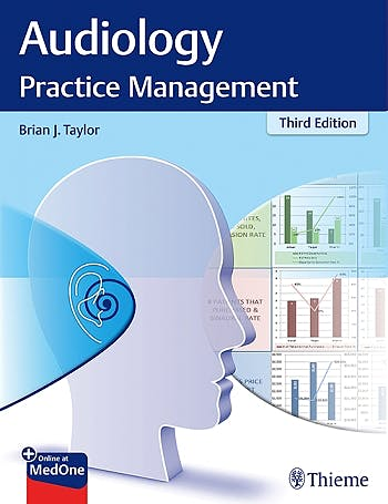 Portada del libro 9781626232549 Audiology. Practice Management + Online at MedOne